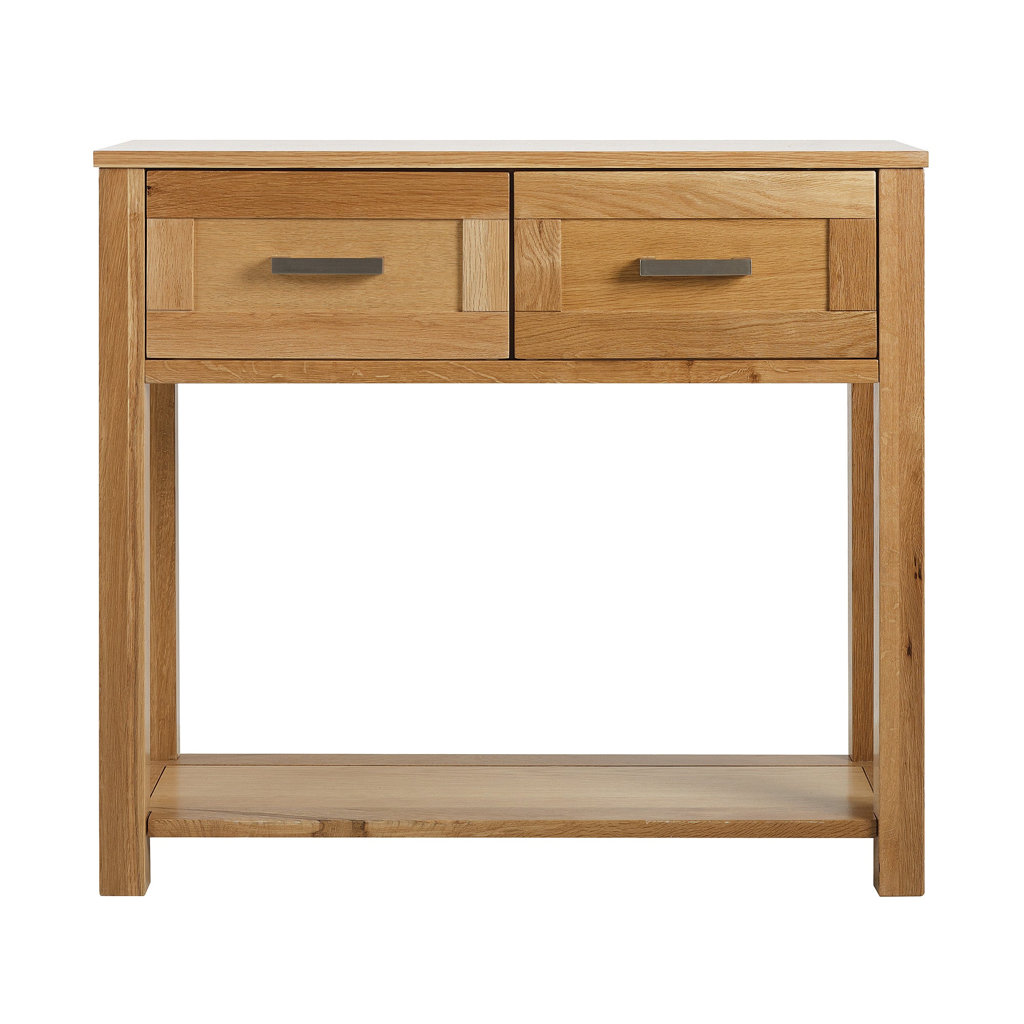 Oxbridge Oak Console Table
