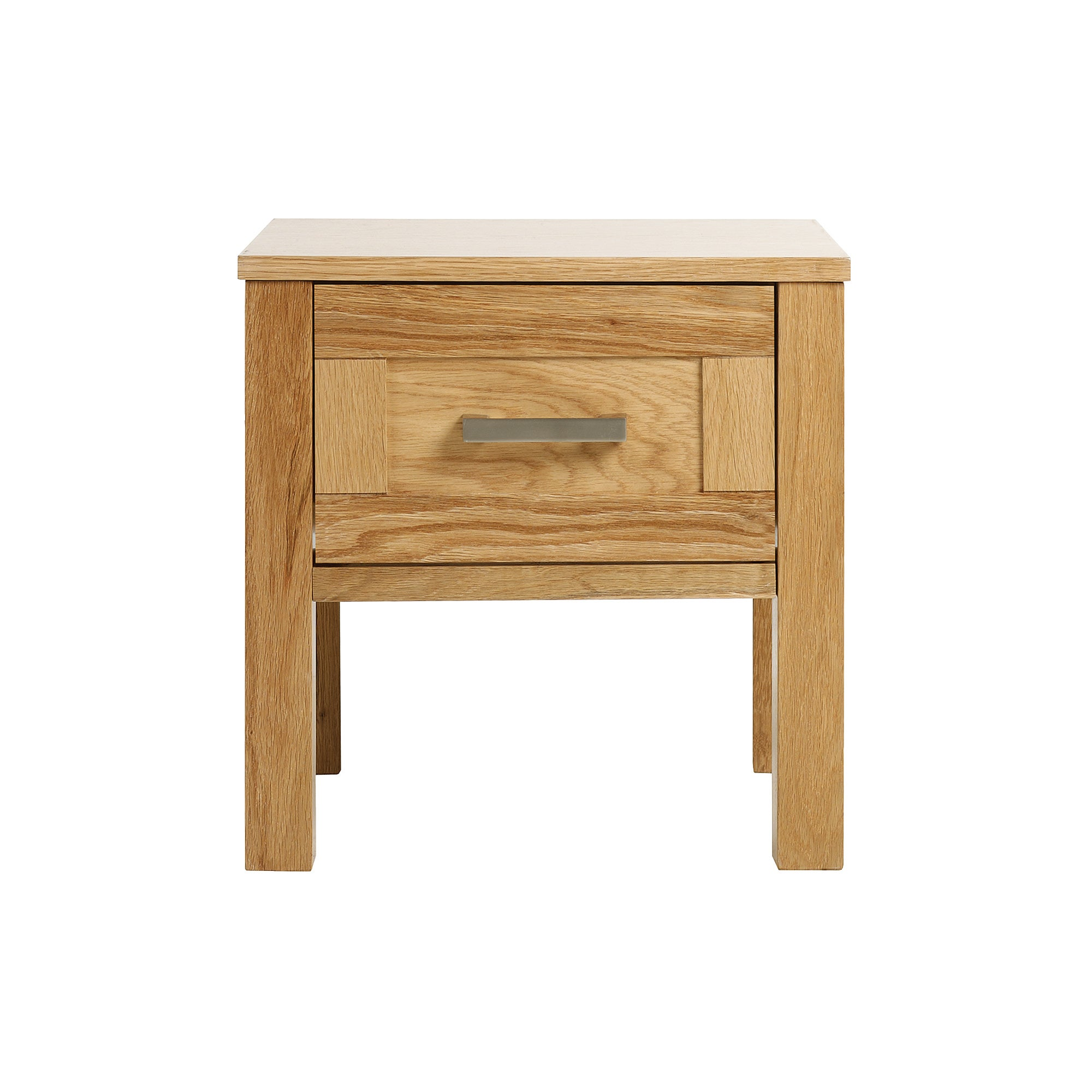 Oxbridge Oak End Table