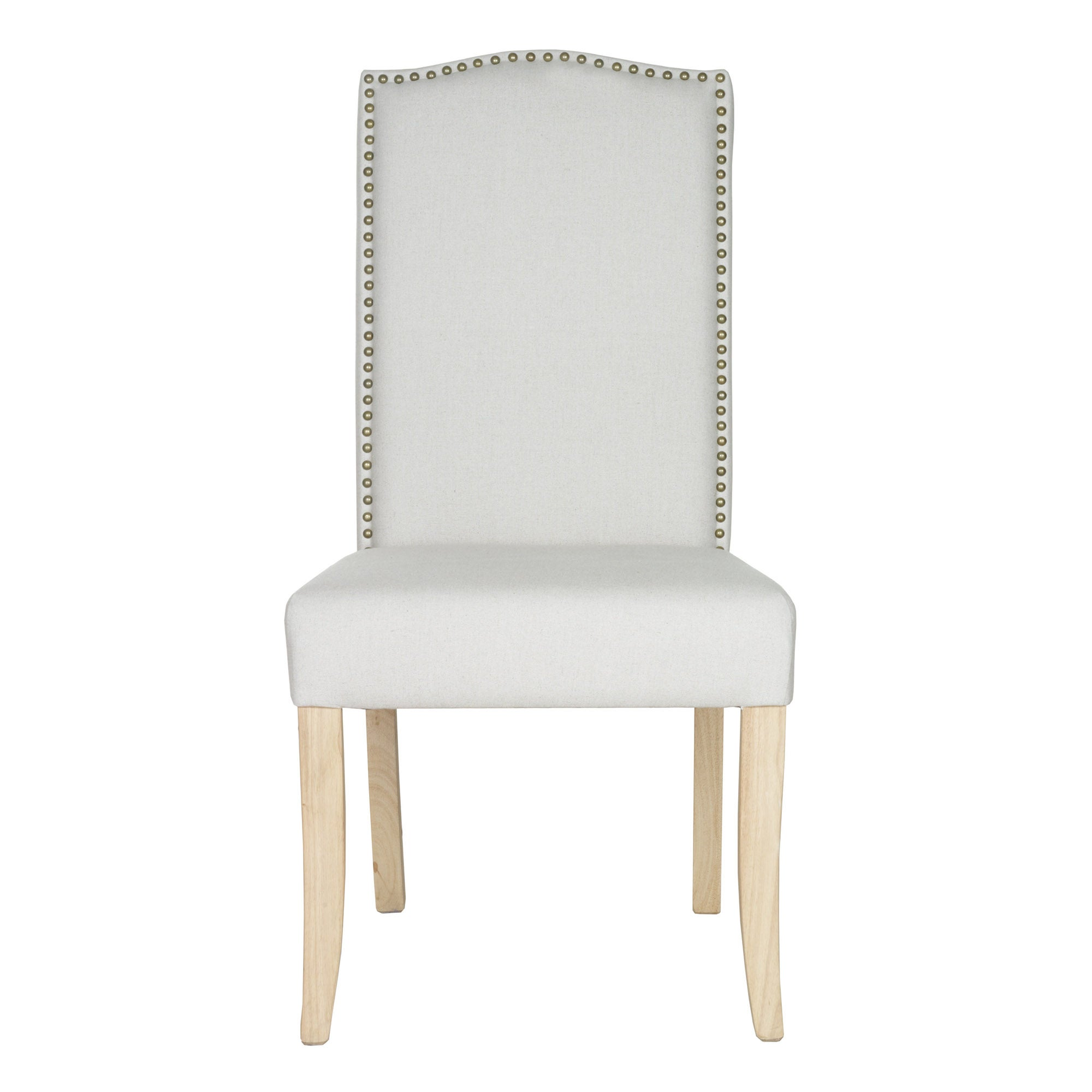 Etienne Cream Pair of Dining Chairs