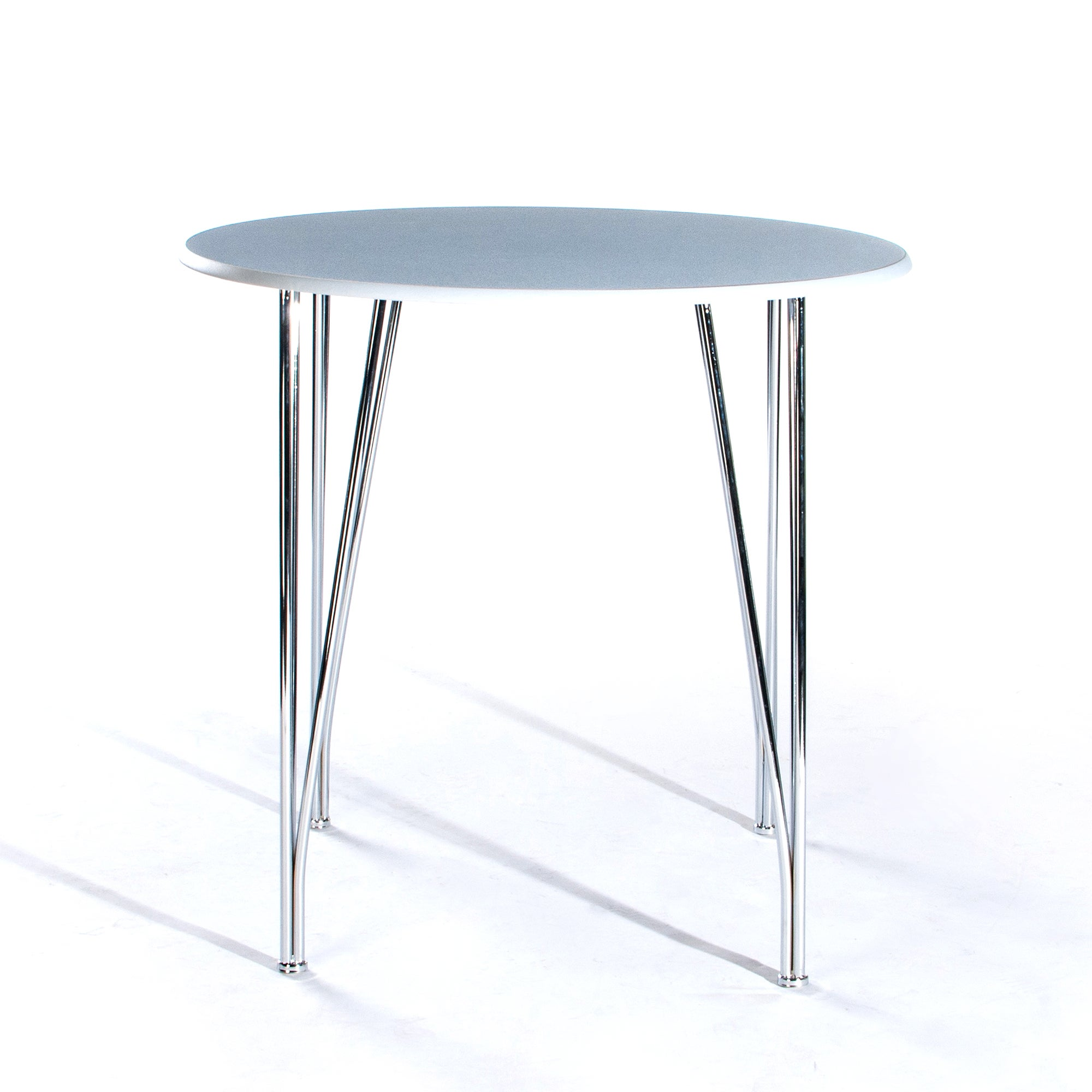 White Metal Odyssey Table