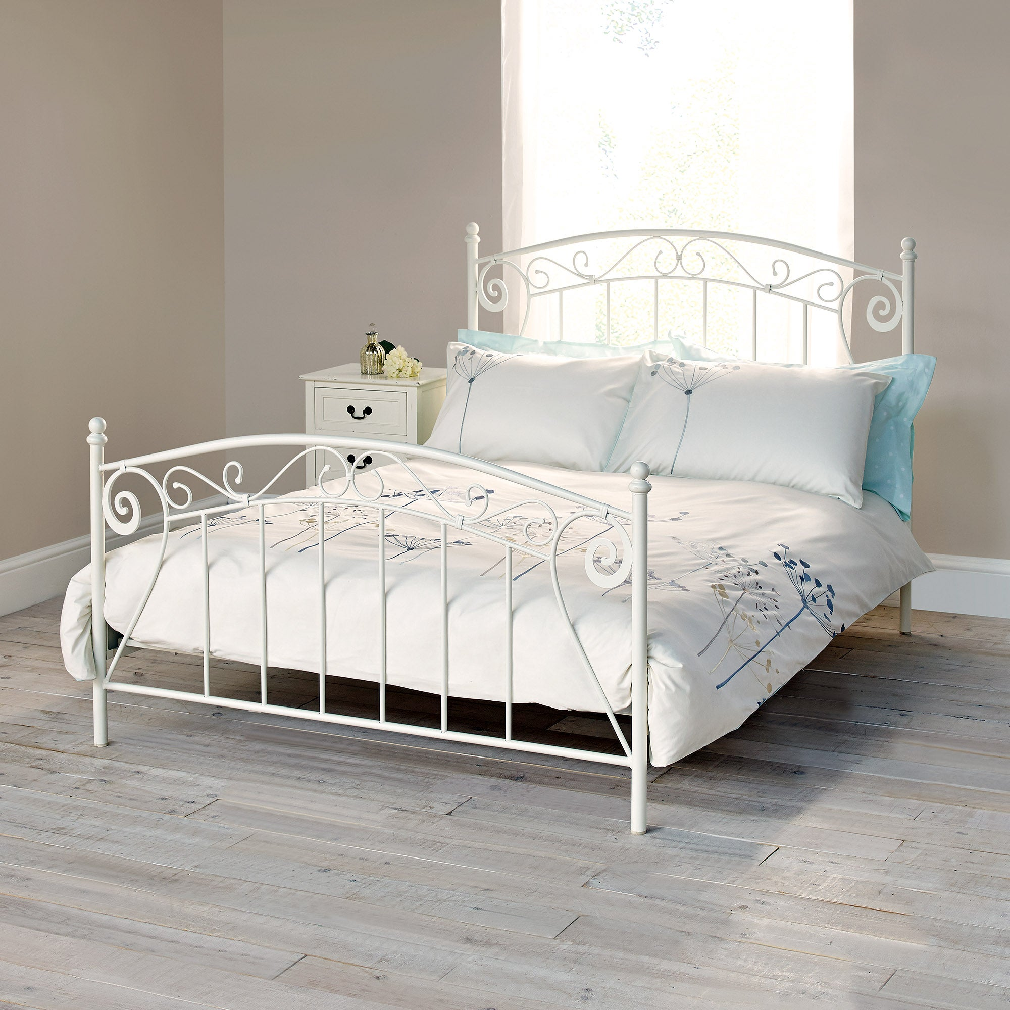 Tiffany Double Bedstead
