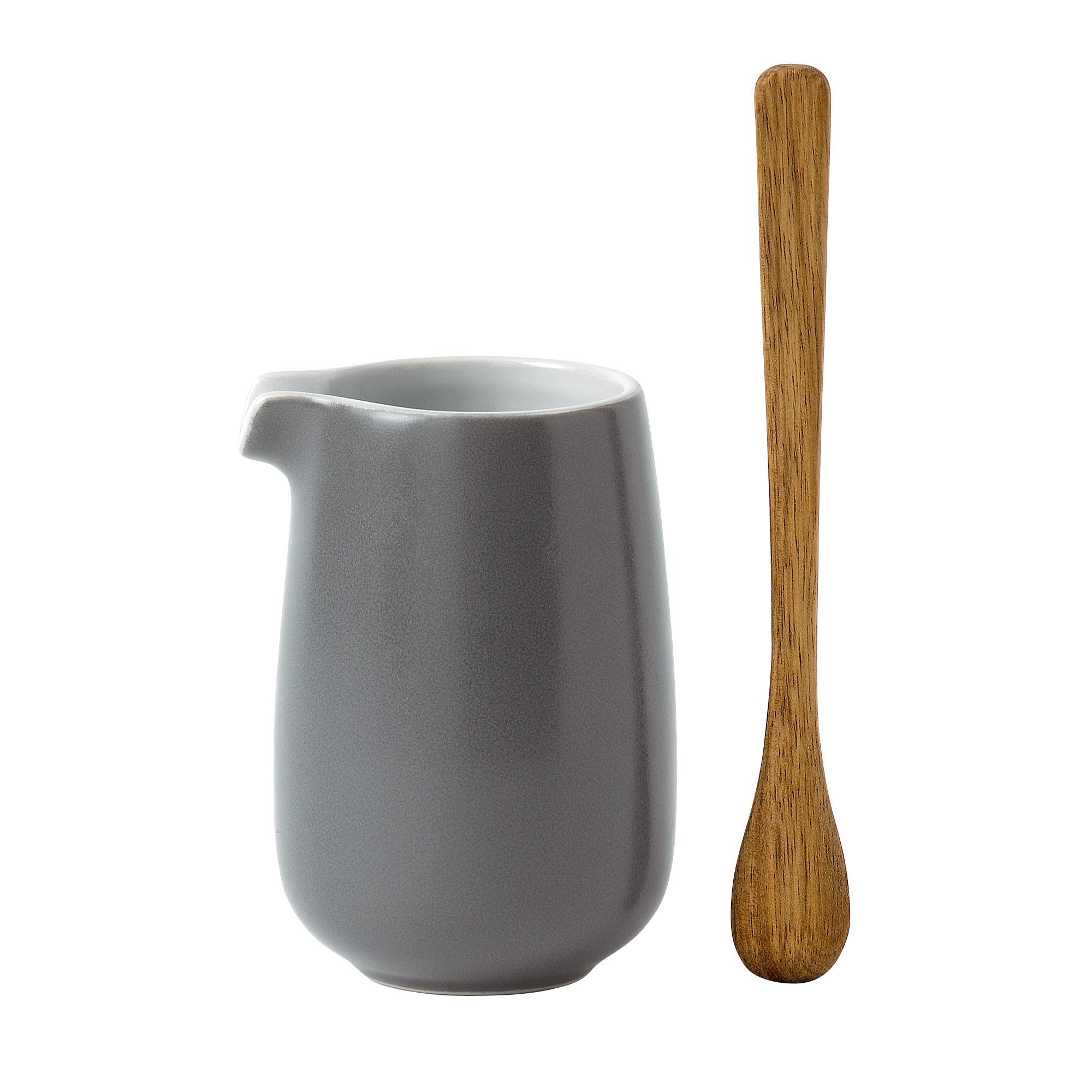 Gordon Ramsay Slate Bread Street Collection Small Jug with Paddle