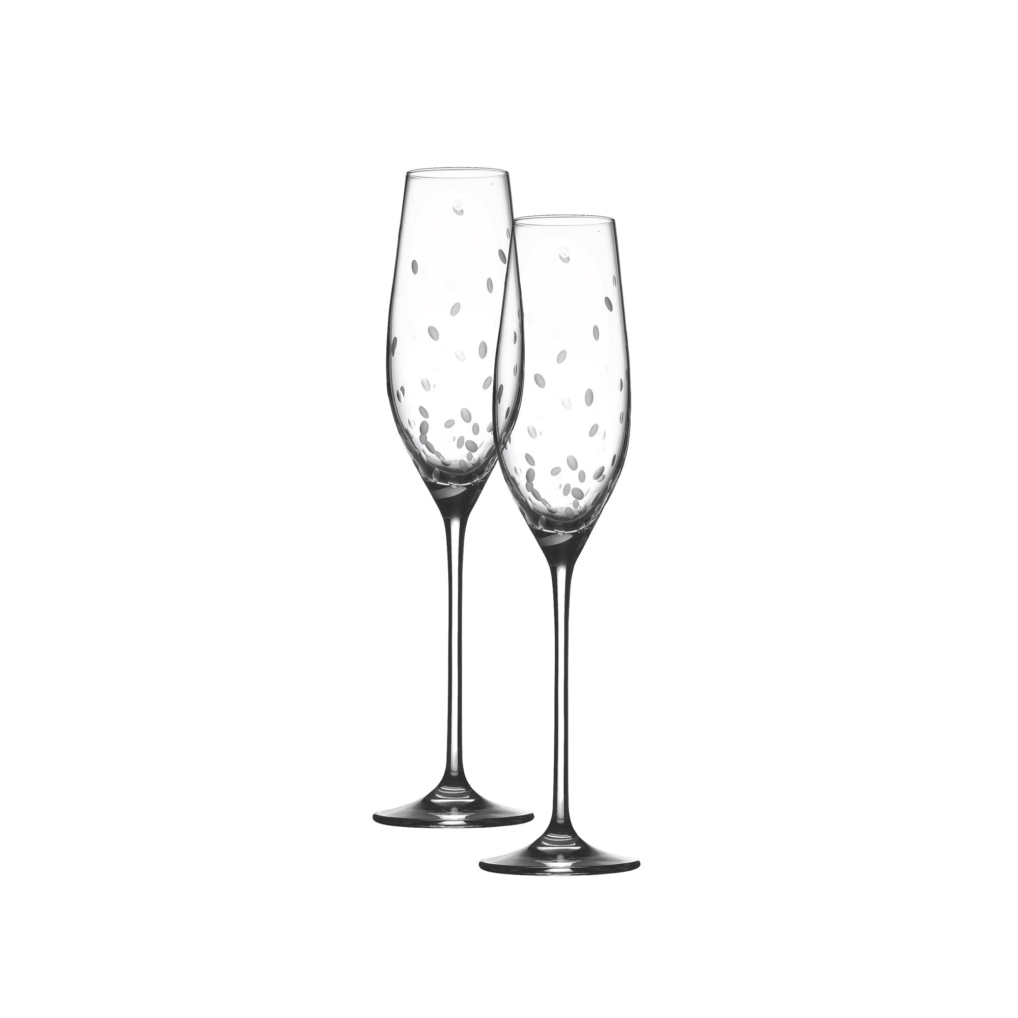 Royal Doulton Promises Celebration Pair of Toasting Flutes