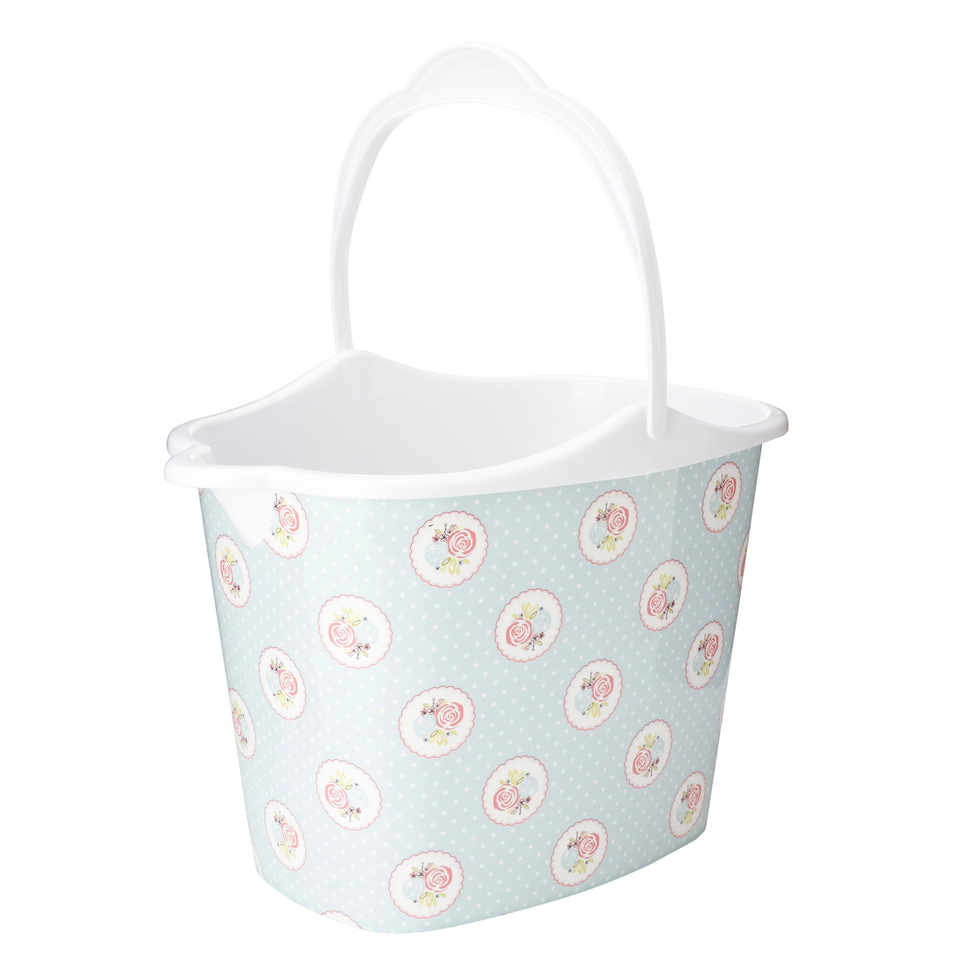 Patterned Cleaning Bucket
