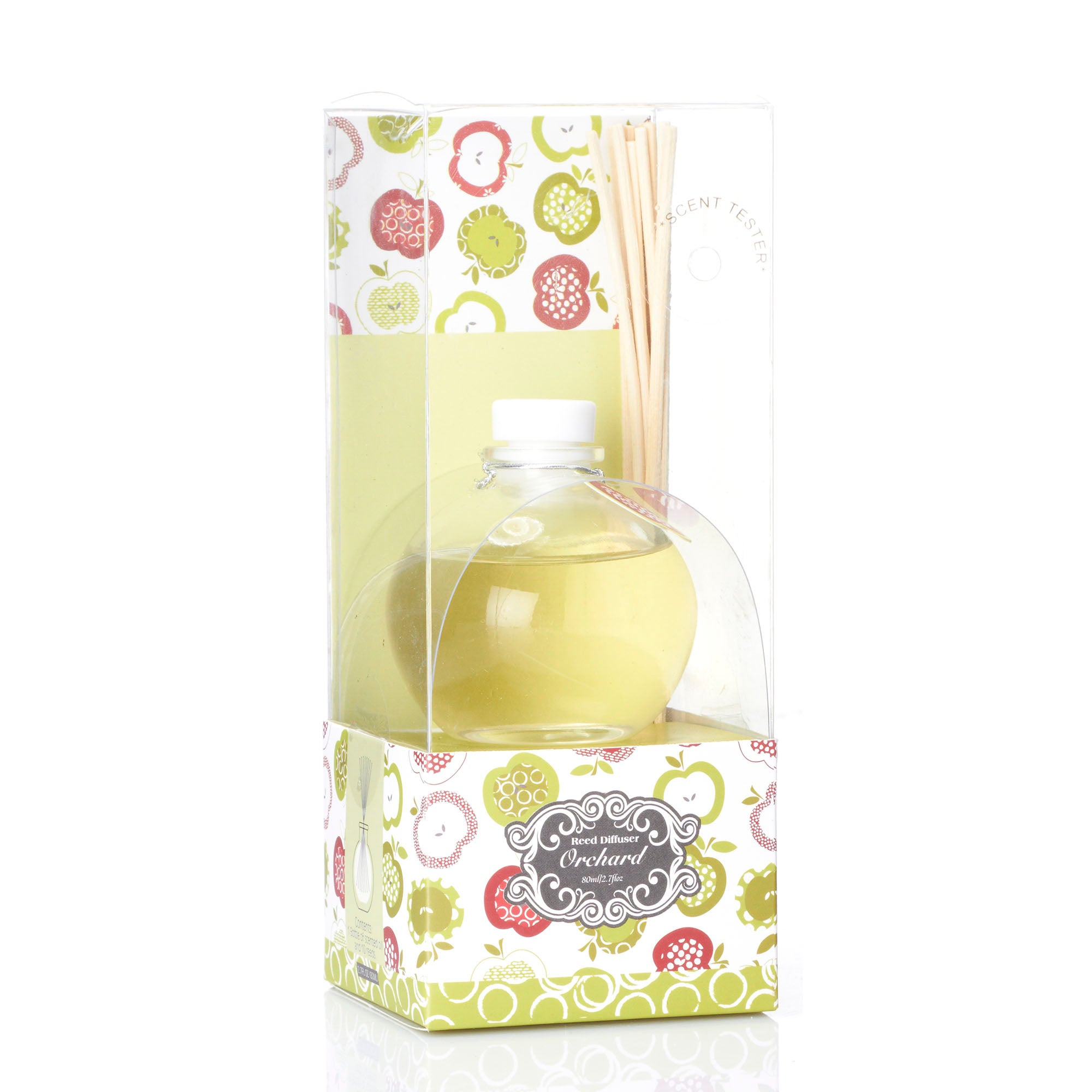 Apple Orchard 80ml Reed Diffuser