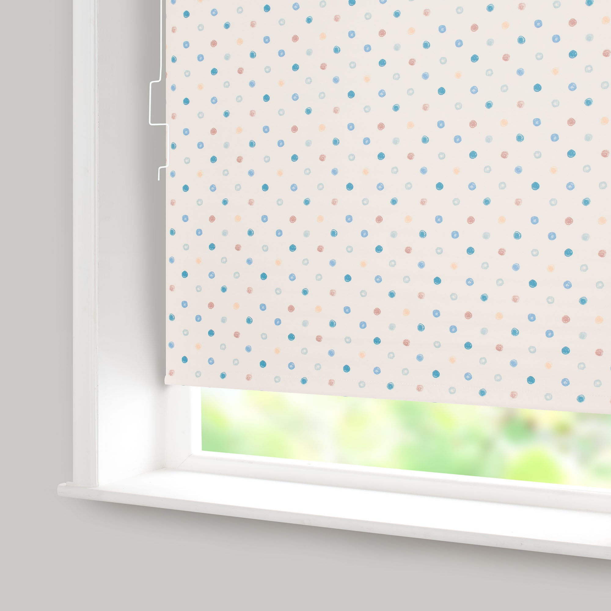 Country Spot Blackout Cordless Roller Blind