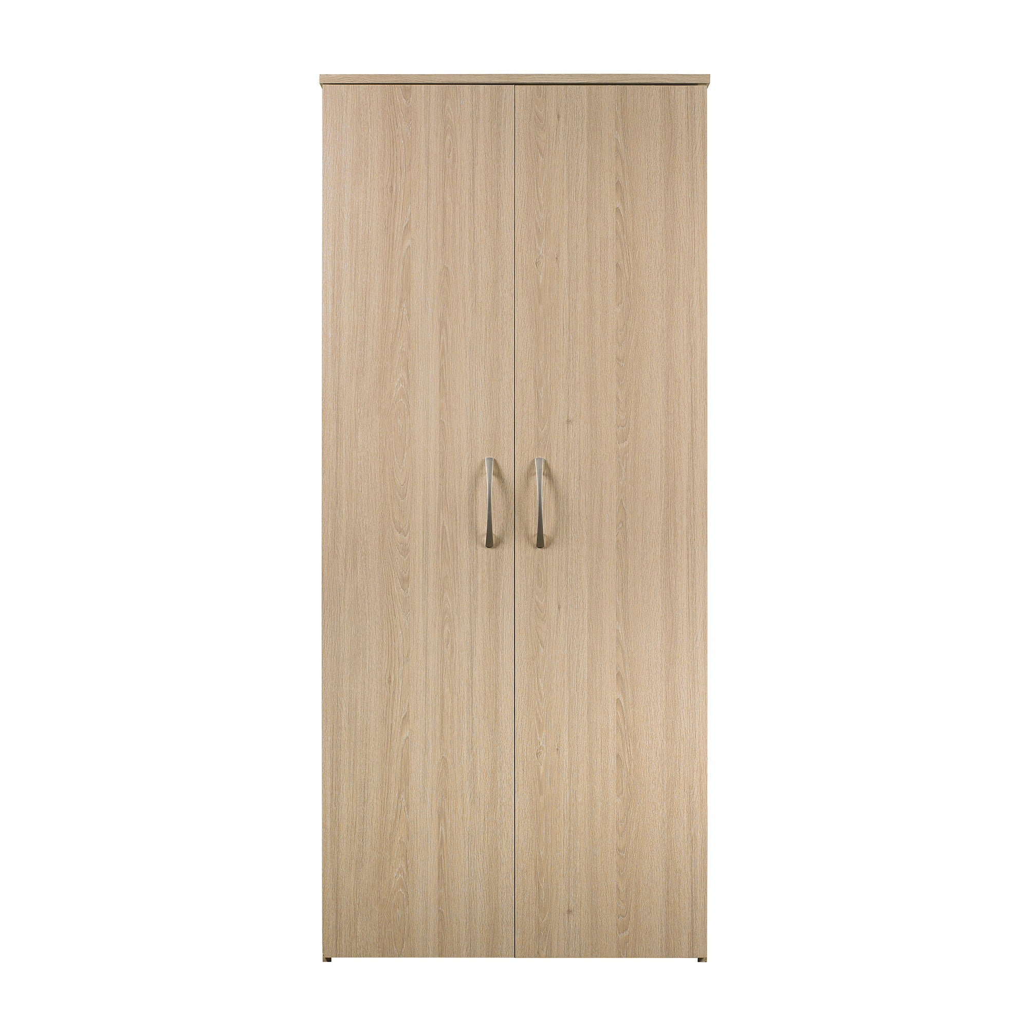 Boston Oak Wardrobe
