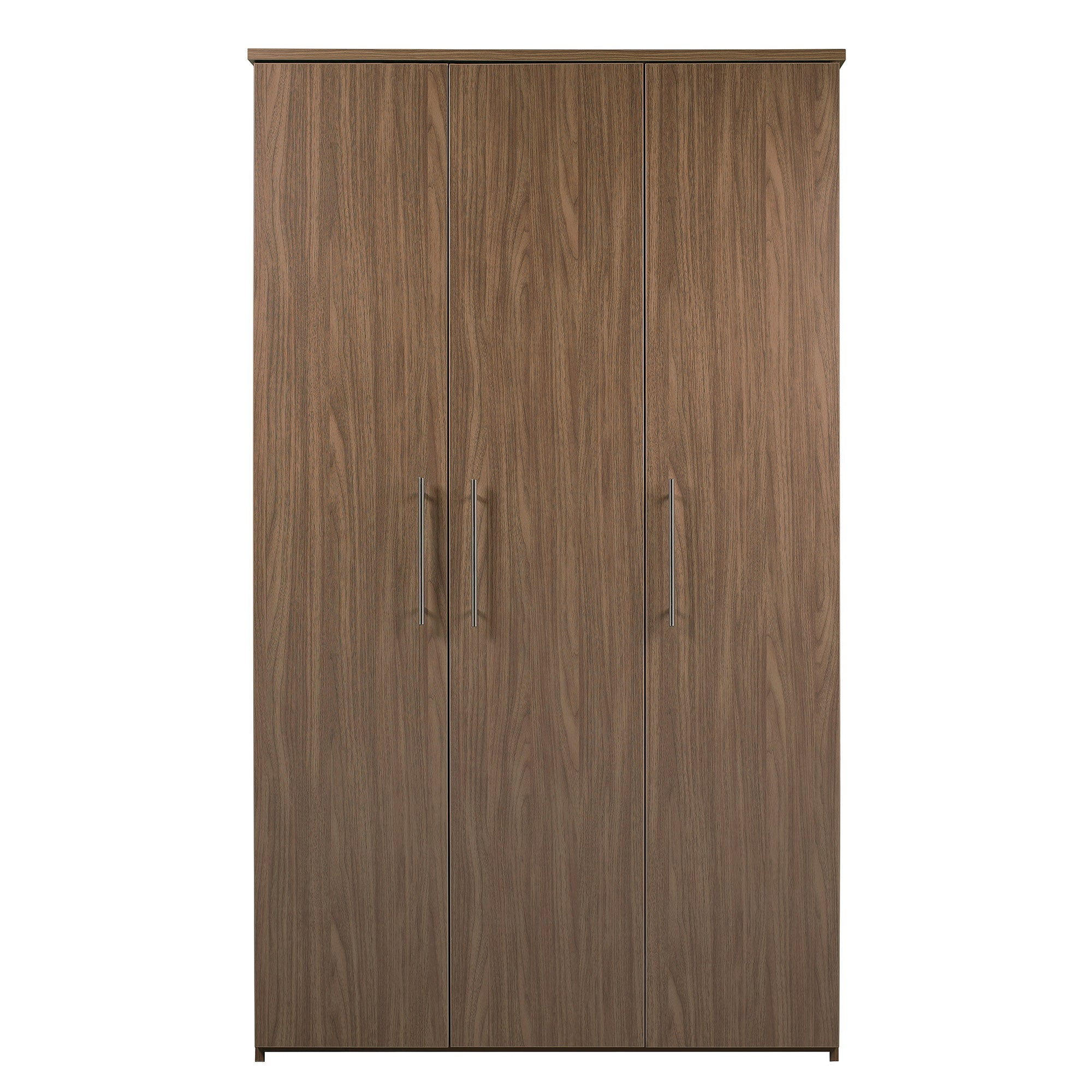 Brisbane Walnut Triple Wardrobe