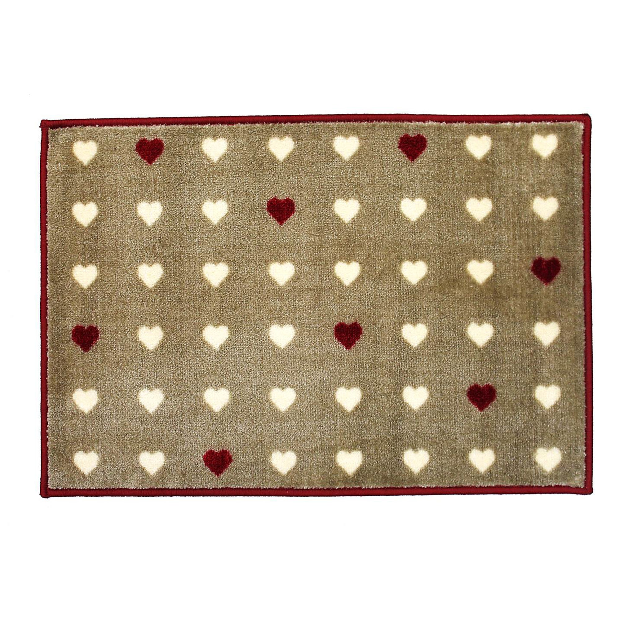 Heart Indoor Doormat
