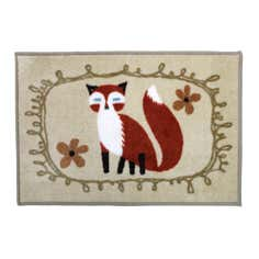 Fox Washable Doormat