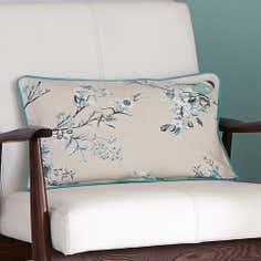 Mila Duck Egg Boudoir Cushion