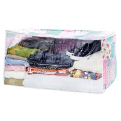 Patchwork Jumbo Storage Bag