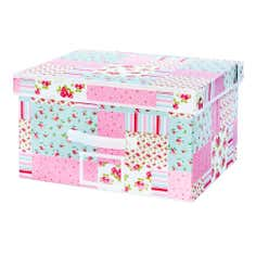 Patchwork Storage Box