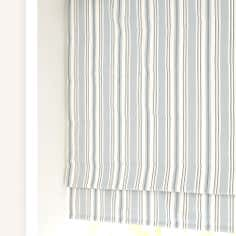 Grey New Haven Blackout Roman Blind