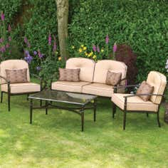 Hamilton 4 Seater Conversation Set