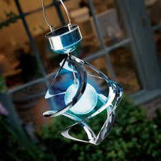 Solar Galaxy Wind Spinner Light