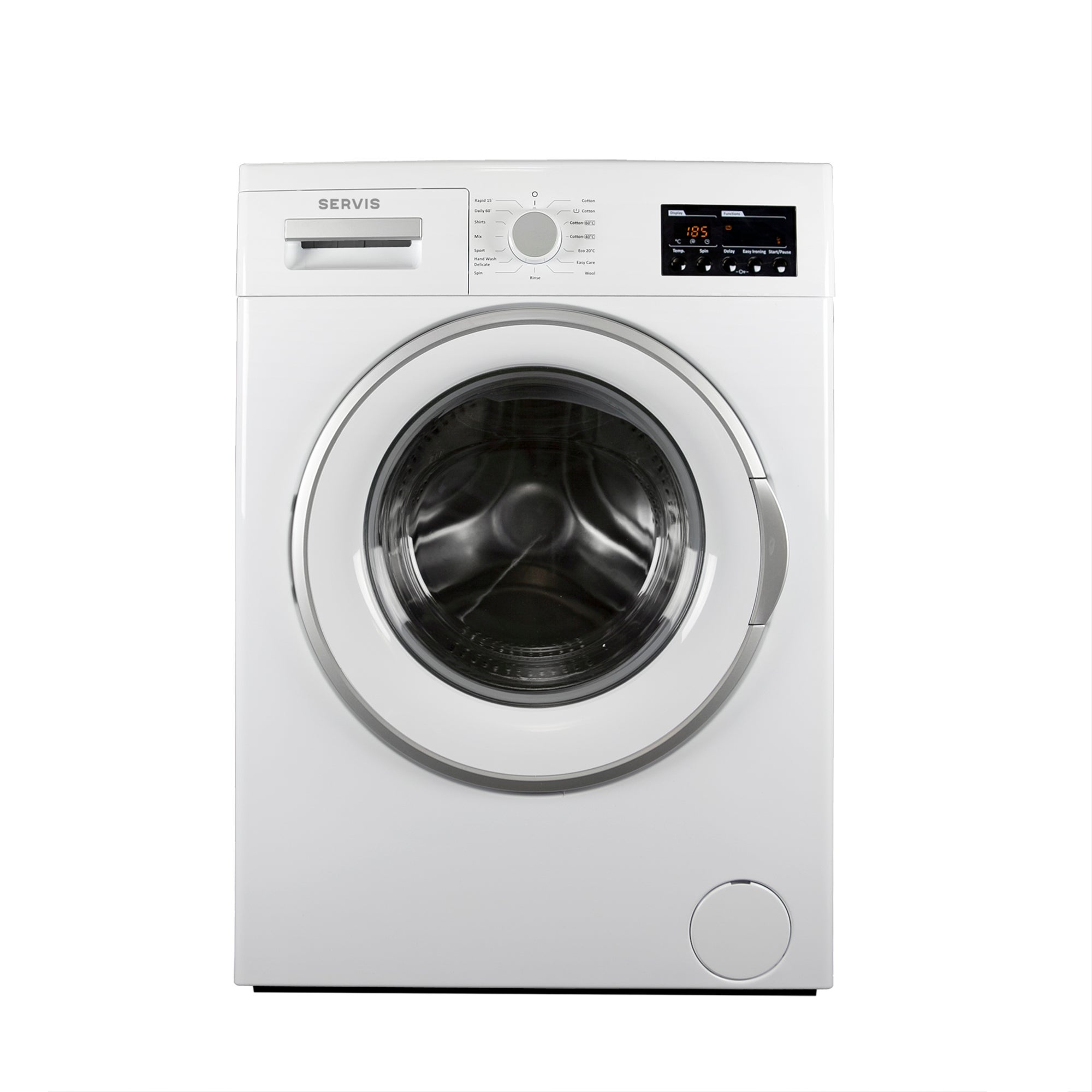 Servis W714F4HDW 7kg Hydro Drive Washing Machine