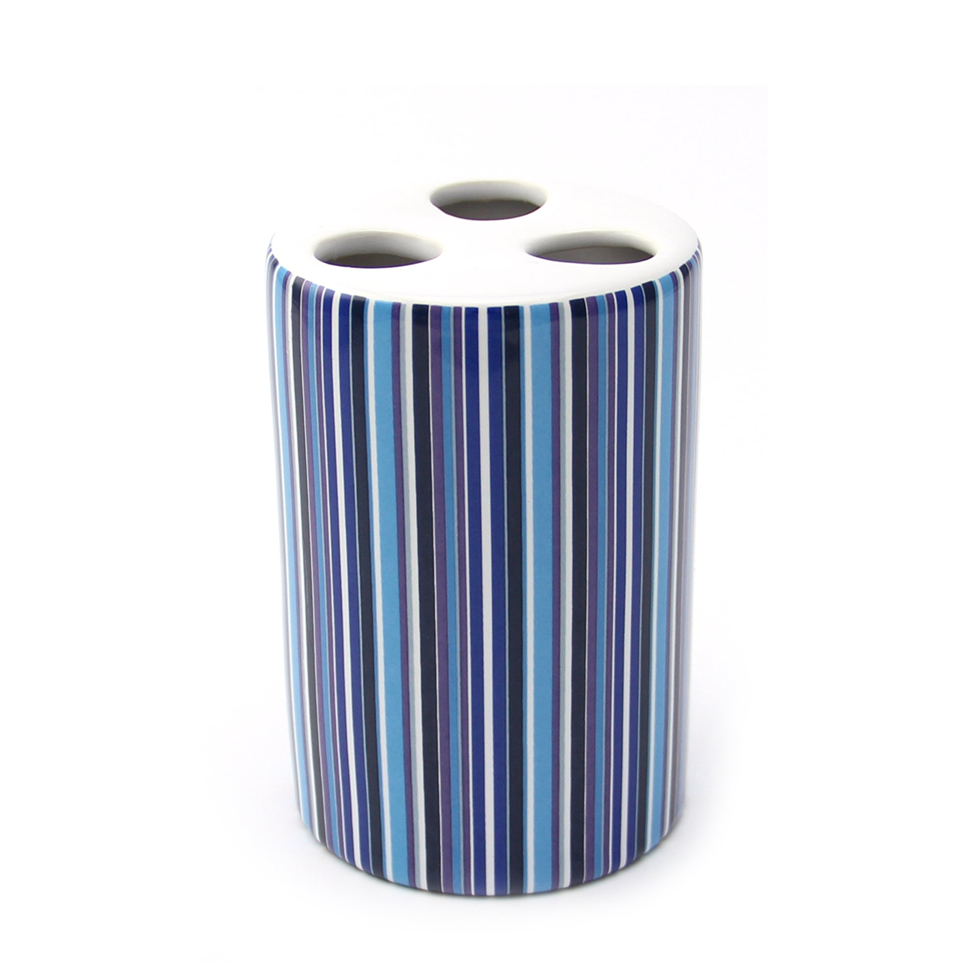Blue Newhaven Collection Toothbrush Holder