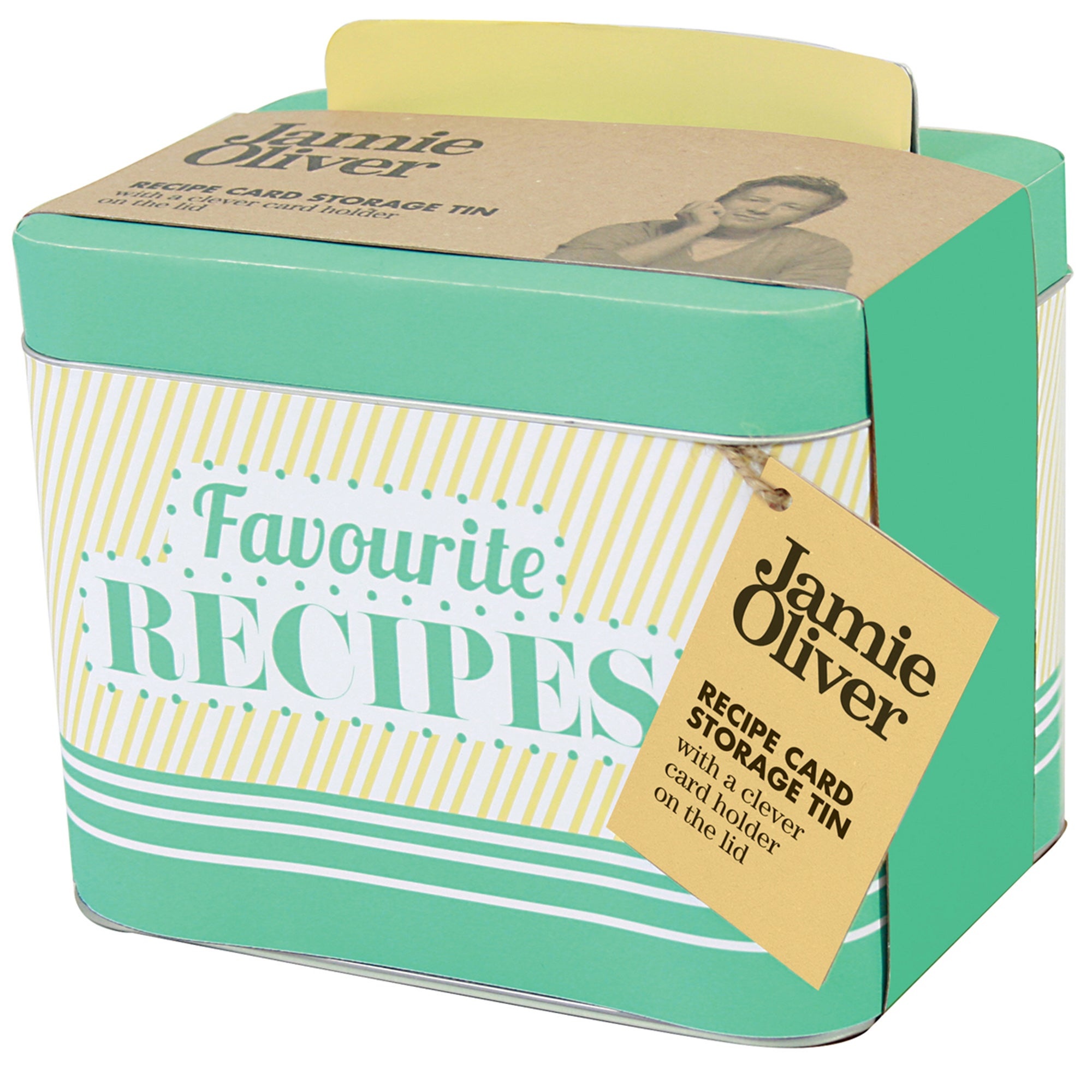 Jamie Oliver Recipe Tin
