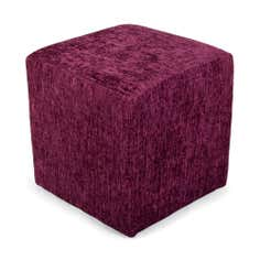 Maurice Chenille Footstool