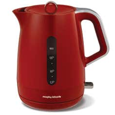 Morphy Richards Chroma Red Kettle