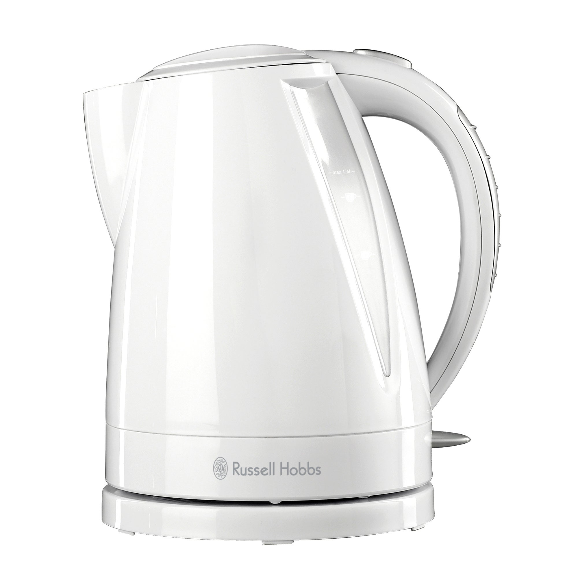 Russell Hobbs Buxton 15075 White Jug Kettle