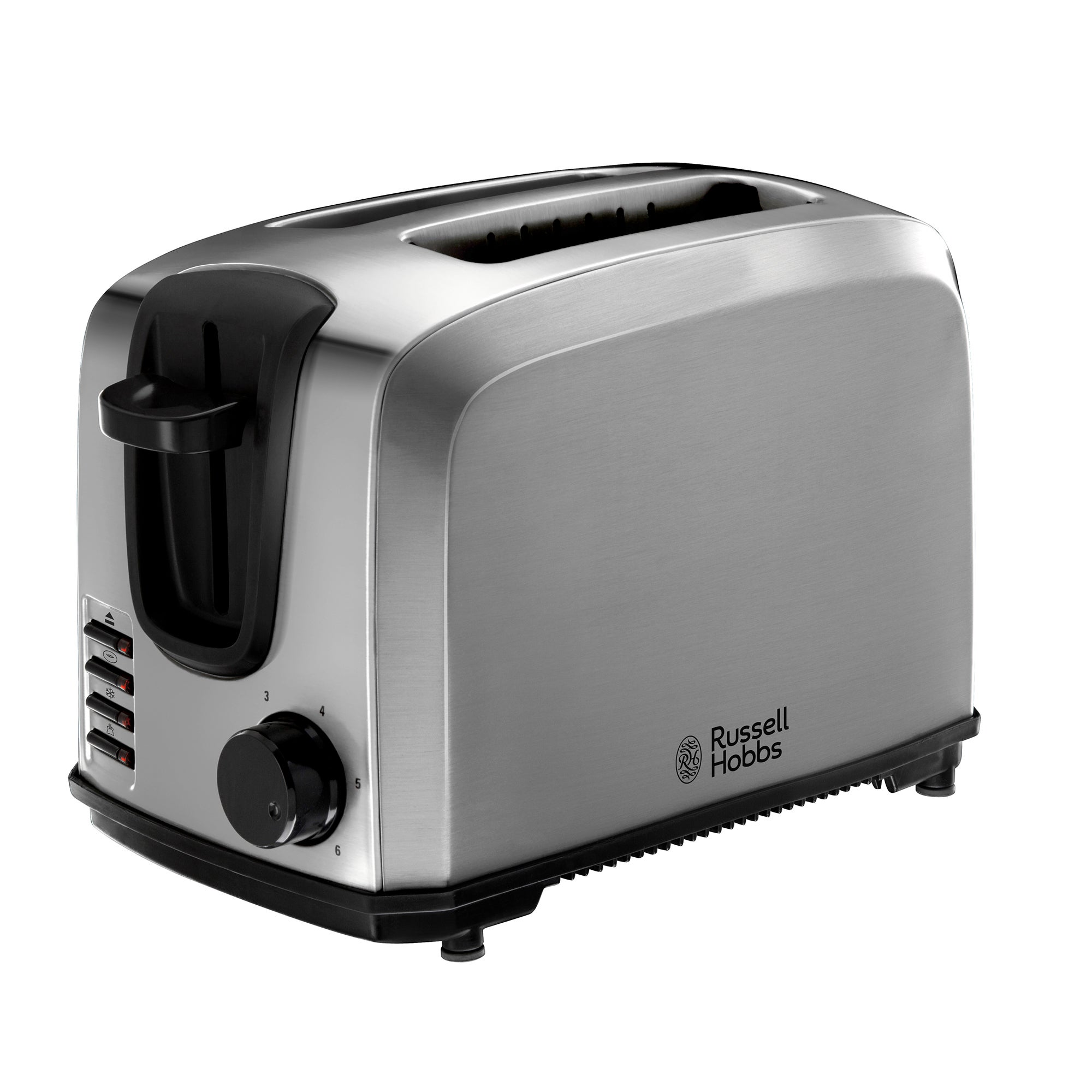 Russell Hobbs Brushed Steel Toaster