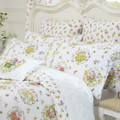 Dorma Country Garden Arlington Collection Housewife Pillowcase