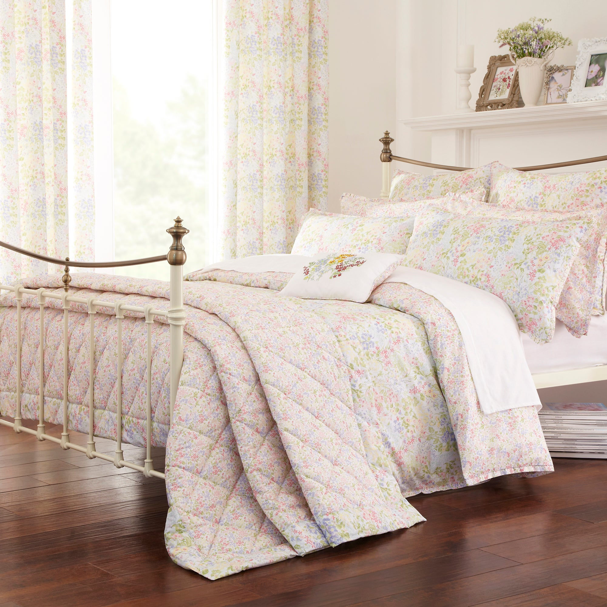 Dorma Country Garden Ashley Collection Duvet Cover Set