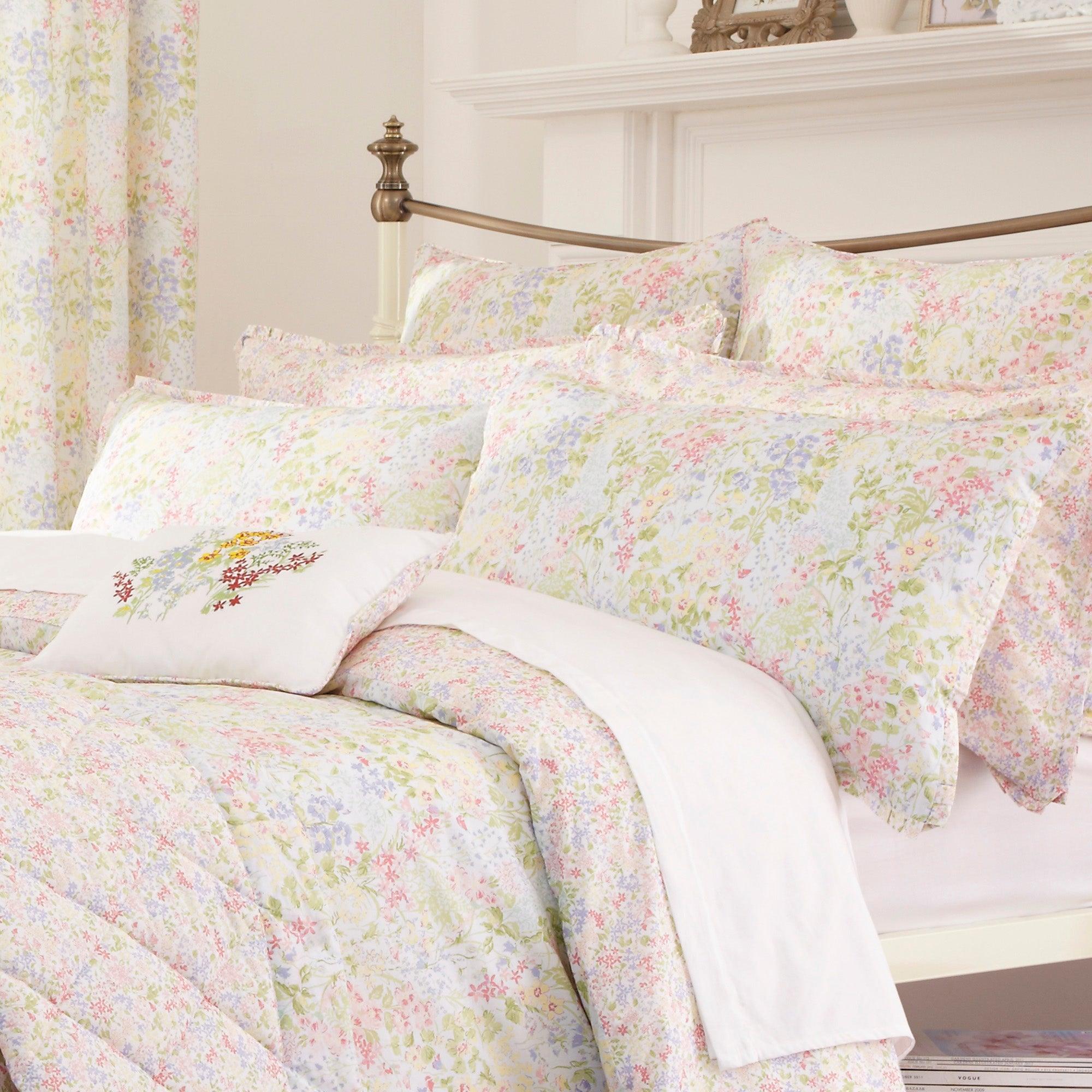 Dorma Country Garden Ashley Collection Housewife Pillowcase