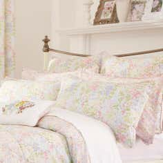 Dorma Country Garden Ashley Collection Continental Pillowcase
