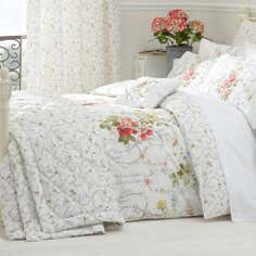Dorma Country Garden Basildon Collection Throw