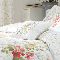 Dorma Country Garden Basildon Collection Boudoir Cushion