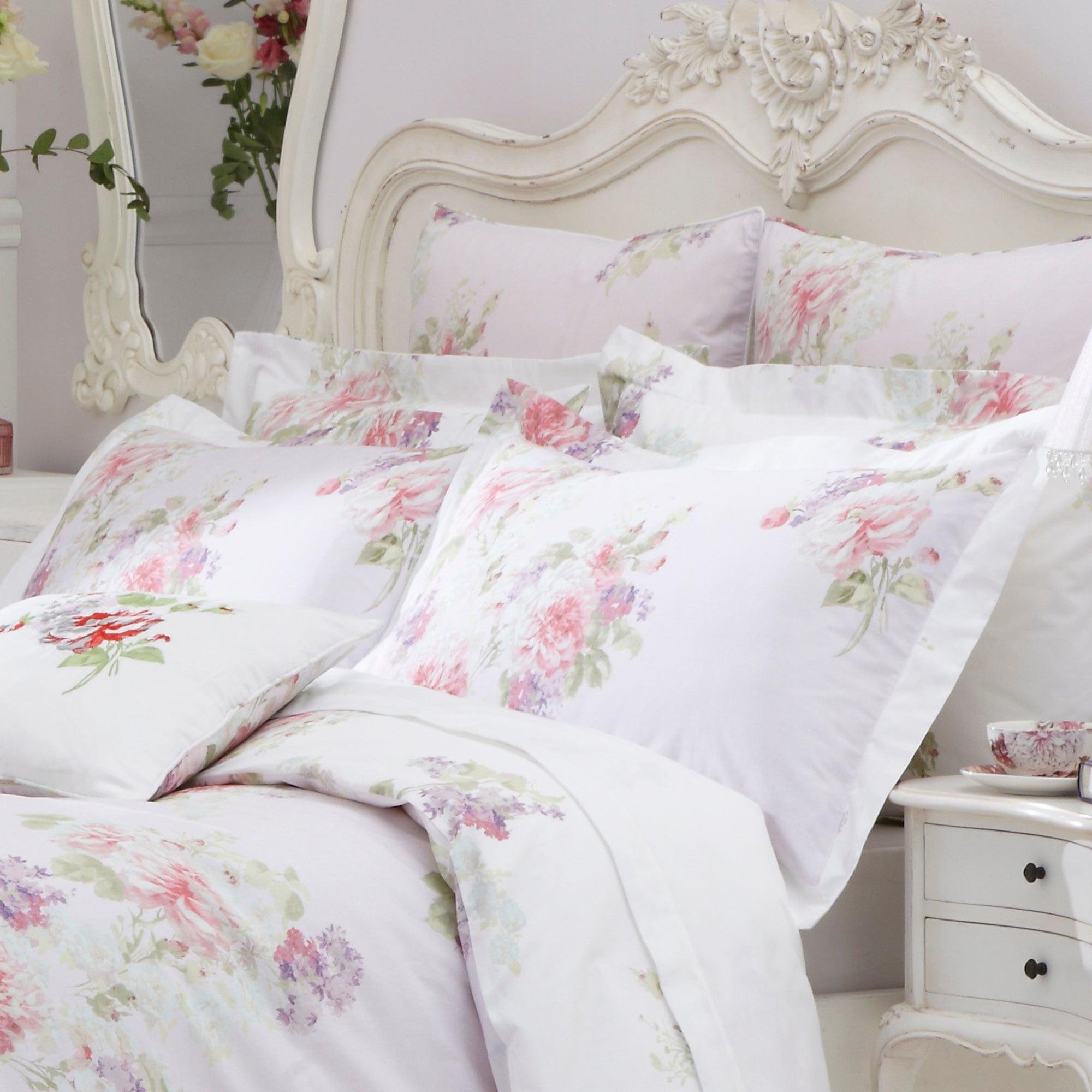 Dorma Country Garden Charlbury Collection Continental Pillowcase