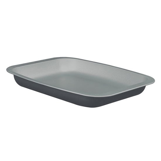 Cookshop Collection 13 Inch Teflon Coated Roaster
