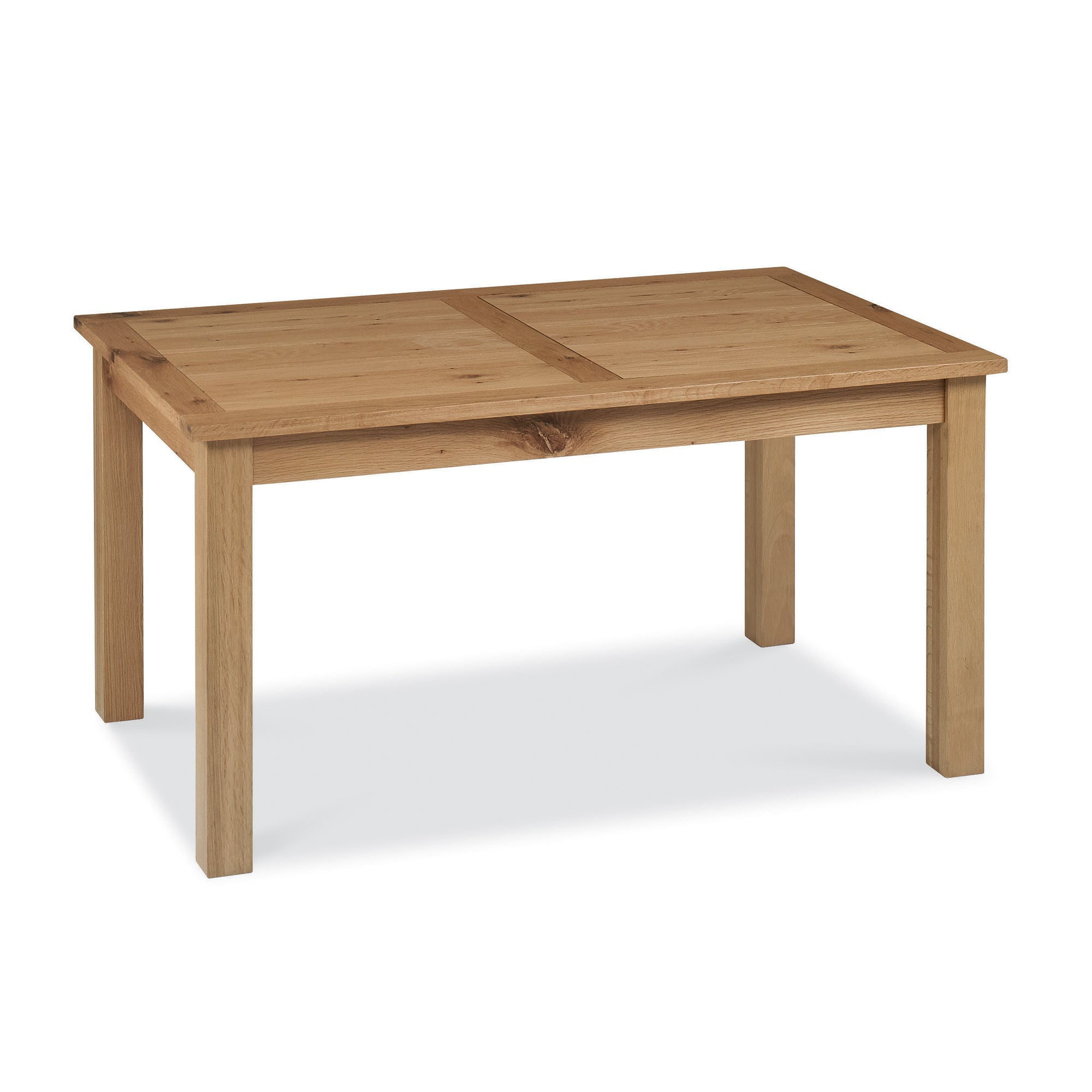 Penzance Oak 6 Seater Dining Table