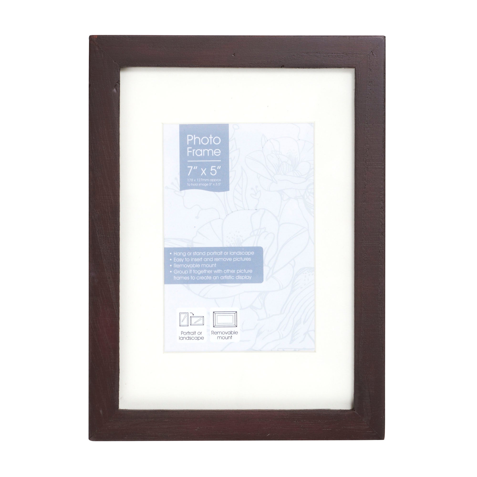 Chocolate Box Photo Frame