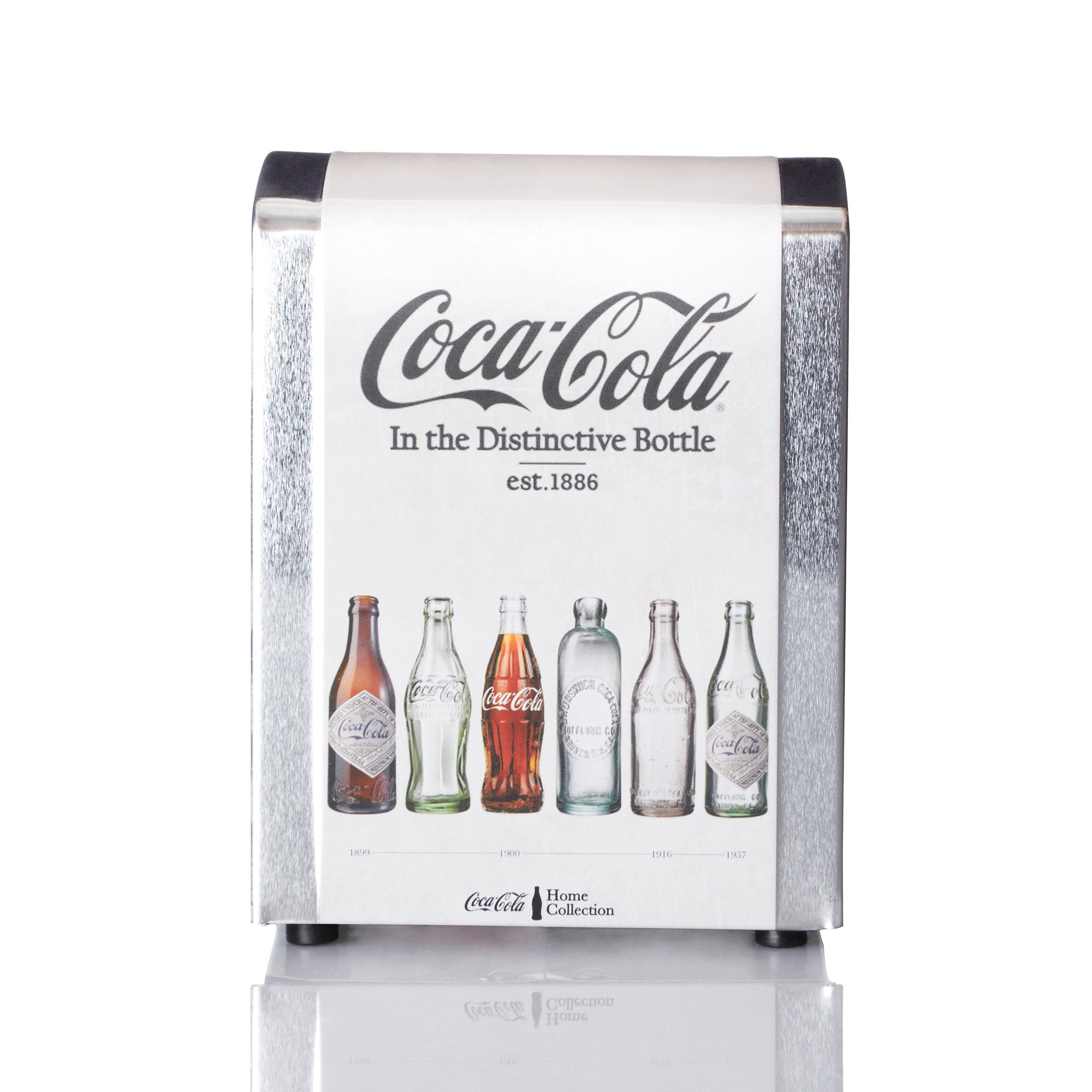 Coca Cola Retro Bottles Napkin Dispenser