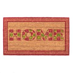 Home Apples Coir Doormat