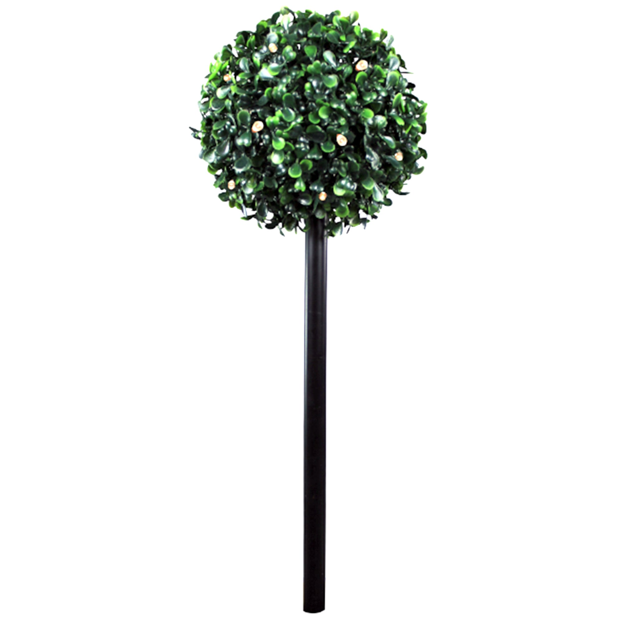 Topiary Solar Stake Light