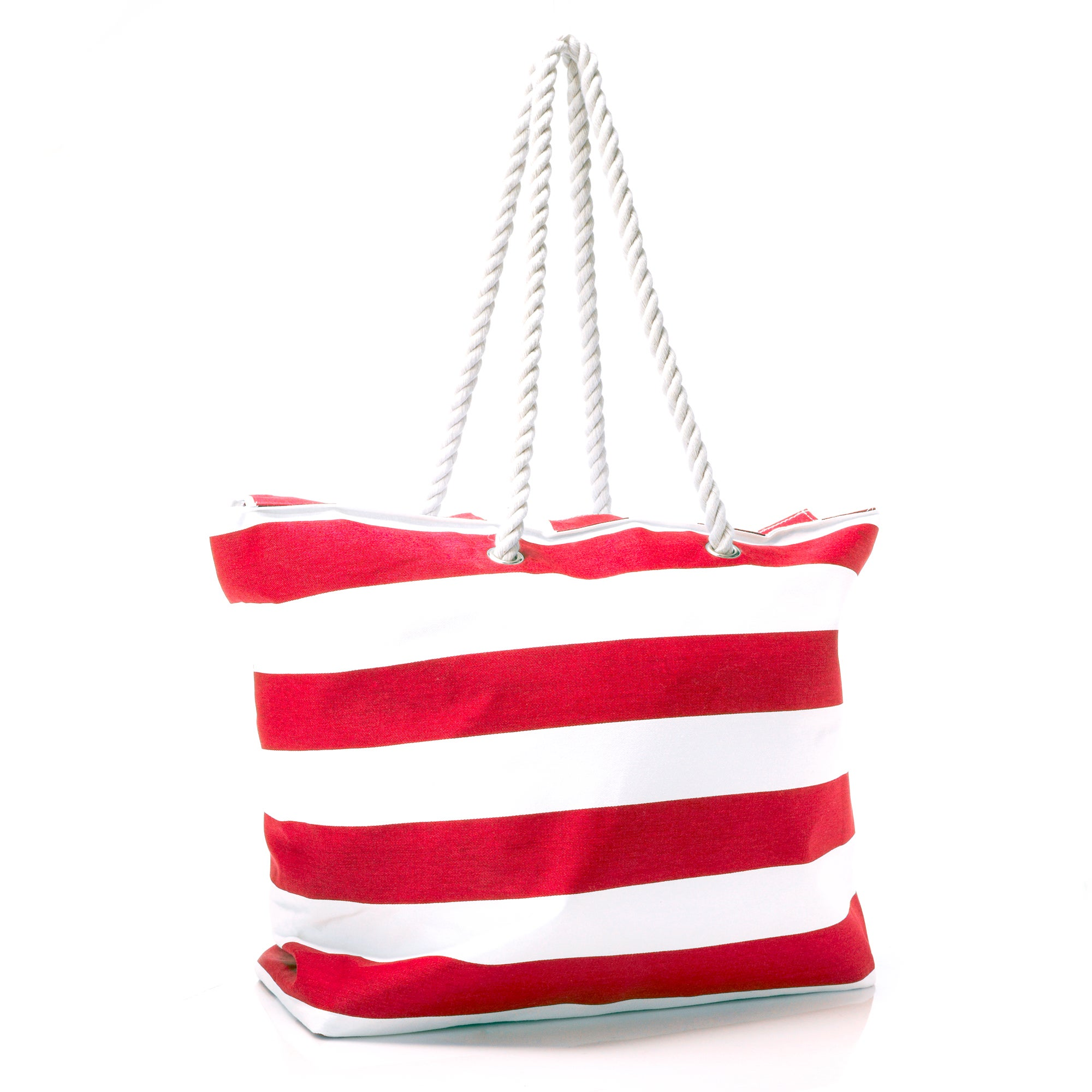 Red Newhaven Beach Bag