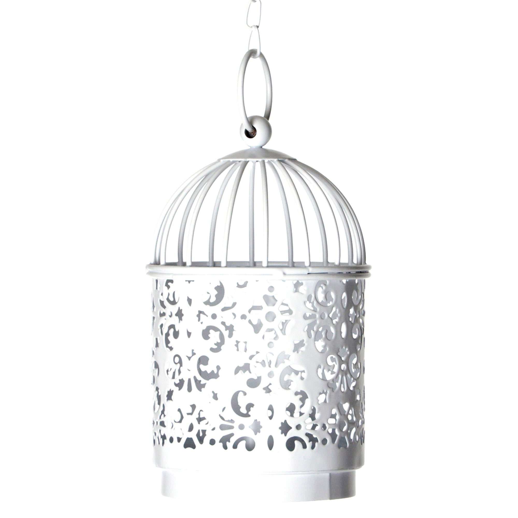 Ornate Birdcage Tea light Holder