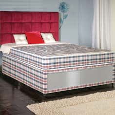 Posture Comfort End Slider Large Divan Bed