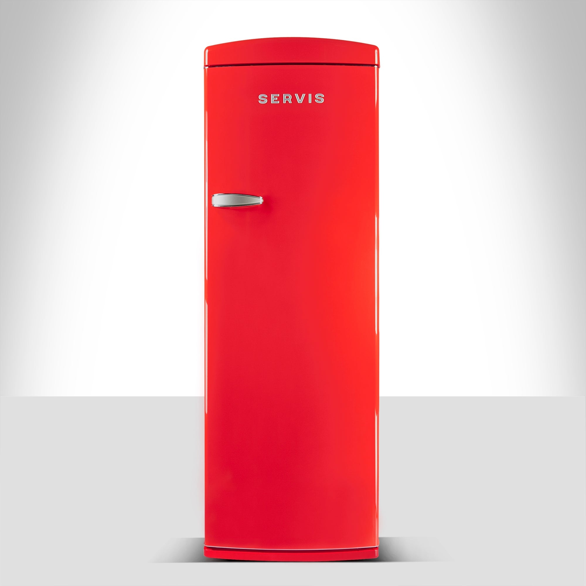 Servis R60170R Red Retro Style Fridge