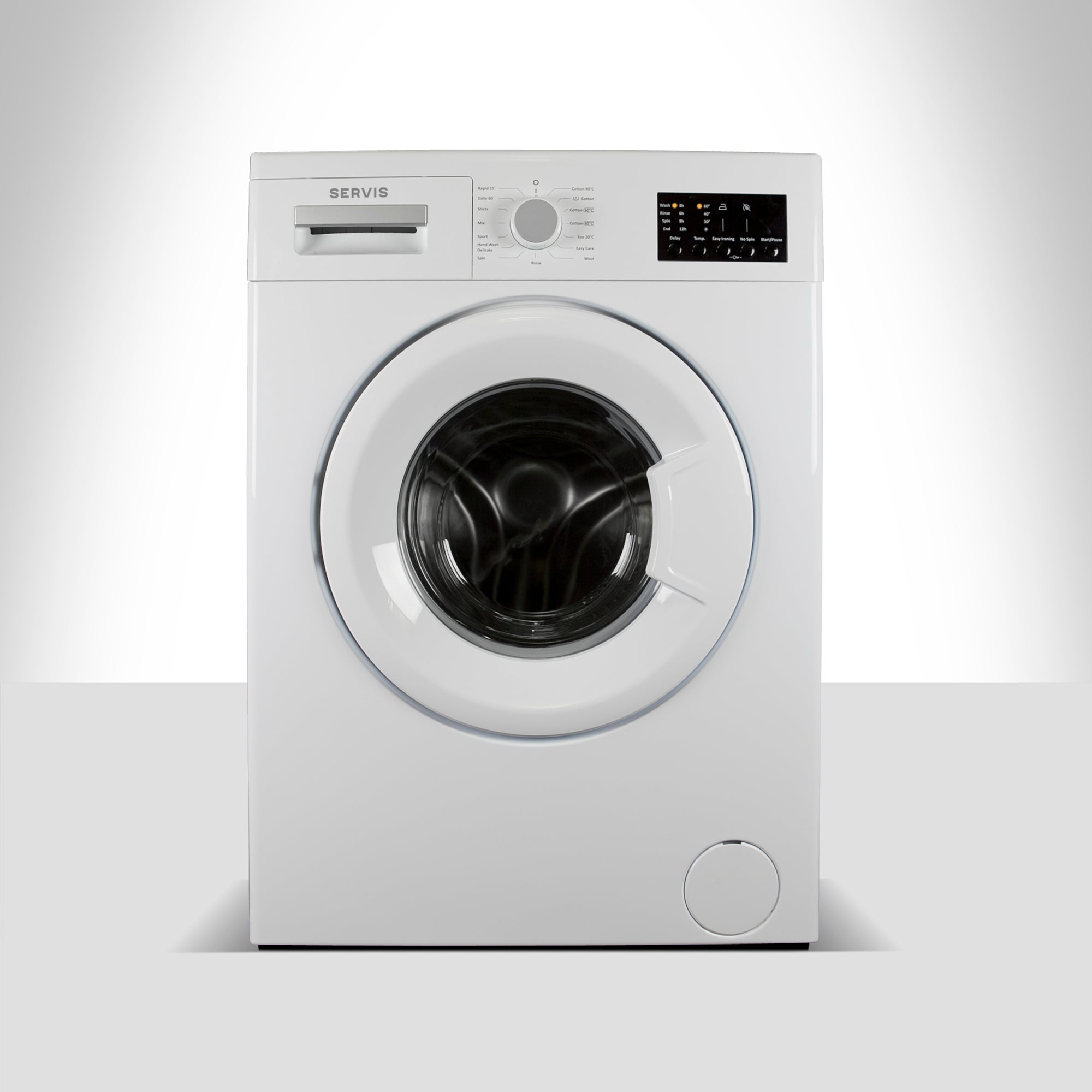 Servis W612F2W White 6kg Washing Machine