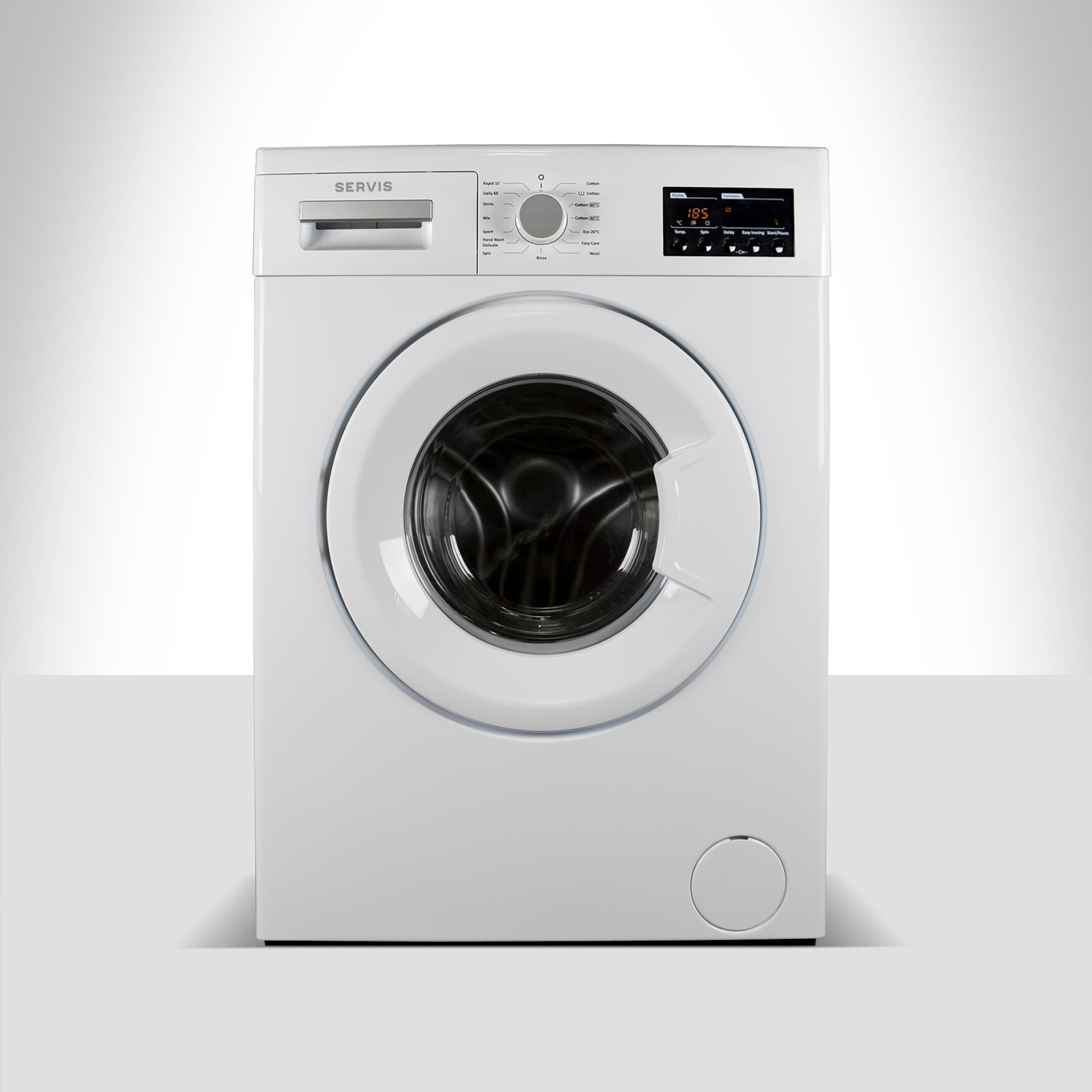 Servis W712F4W White 7kg Washing Machine