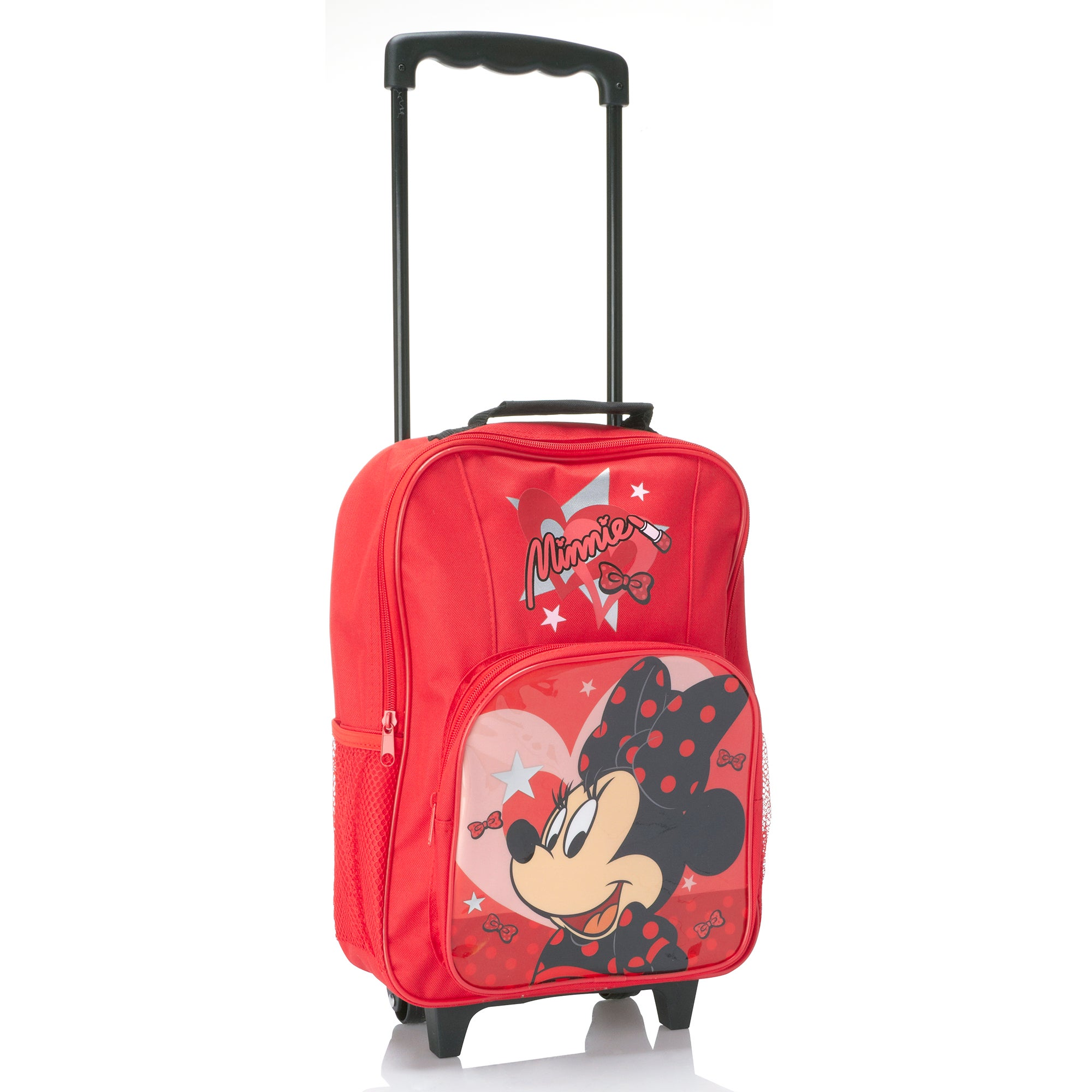 Kids Disney Minnie Mouse Wheeled Bag