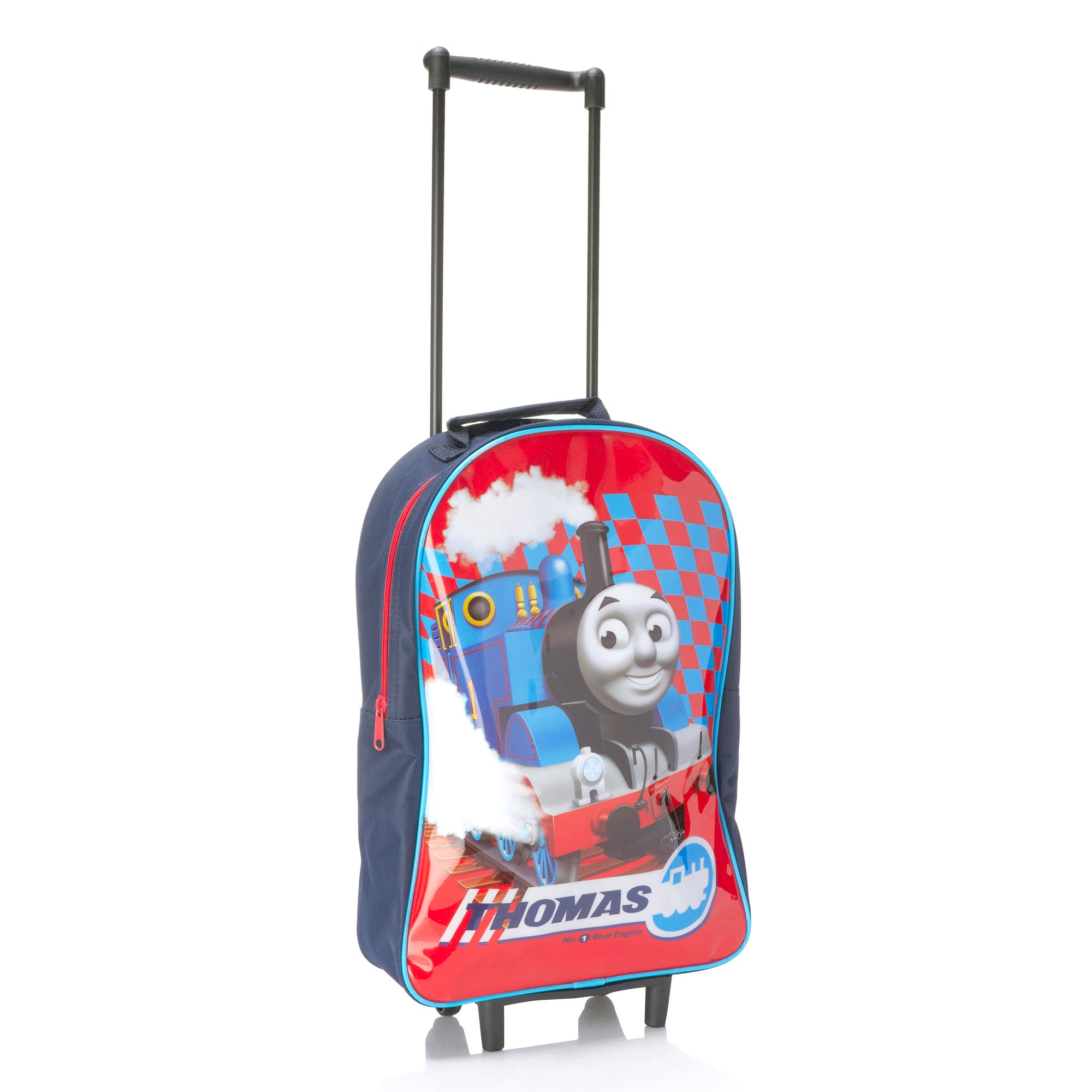 Kids Thomas the Tank Engine Wheeled Bag