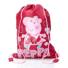 Kids Peppa Pig Trainer Bag