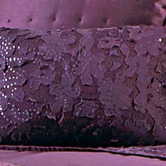 Aubergine Eliza Sparkle Collection Pillow Sham